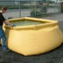 12,000 Litre Collapsible Water Tank
