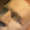 Michael Vaughan prosthetic sculpt