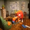 apple jacks stop motion puppet