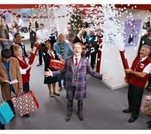 Post Office Christmas Ad