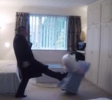 The Enfield Haunting - Estate Agent Prank