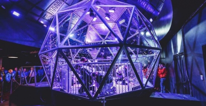 Crystal Maze Immersive Experience - Crystal Dome