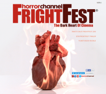 Horror Channel FrightFest Promo Hearts