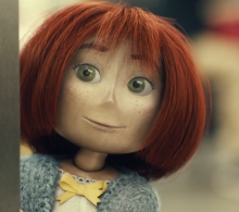 McDonalds – Juliette & Meteor Mike Puppets