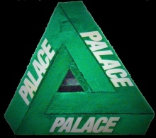 Palace Skateboards Mascot