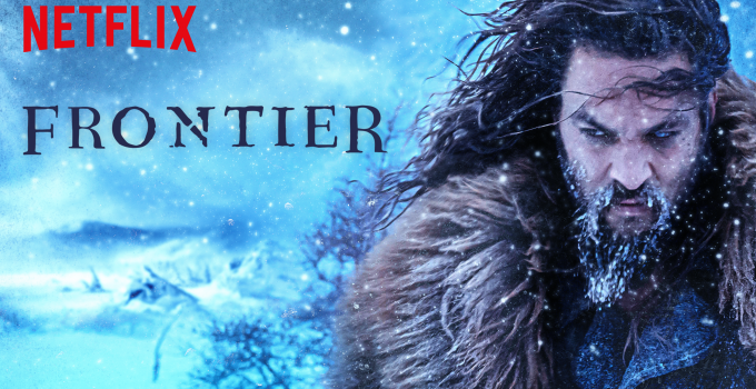 Season 3 of Frontier is now available on Netflix - click here to see what we got up to on the show