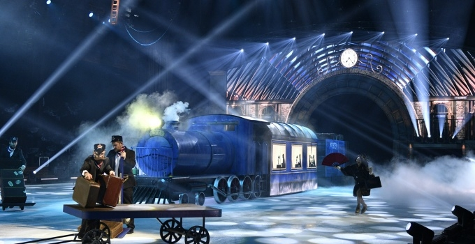 Holiday On Ice are celebrating their 75th anniversary with a new show 'Showtime'. Have a look at out some of our large-scale props featuring in the show .