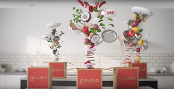 Advertising and Stills: Gousto - read about how we helped to create this shot