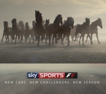Sky Sports F1 - No More One Horse race