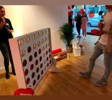 Malteasers Connect Four Game