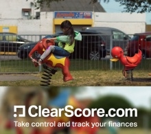 Clearscore - 'Springy'