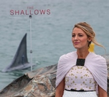 The Shallows - Shark Fins in Cannes