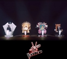 The Voice Promo - Judges' Chairs