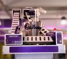 cadbury chocolate factory model