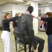 the thinker prosthetic suit