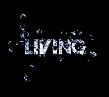 Living TV logo atmospherics
